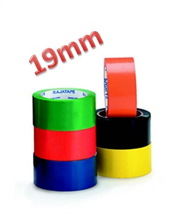 19 mm. tape til tøjstempel