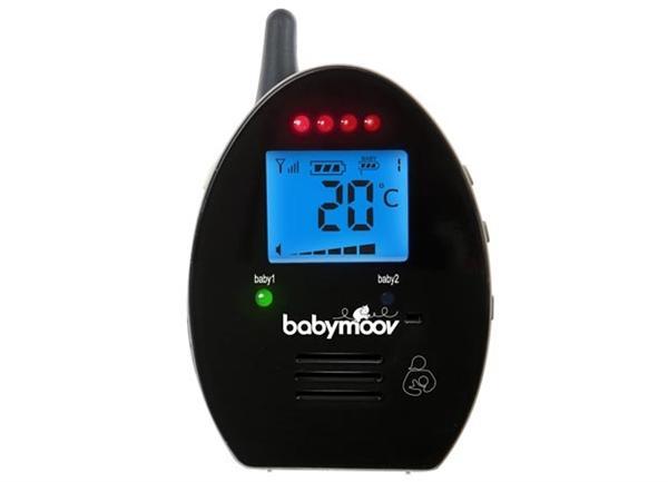babymoov babyalarm digital green ekstra babyenhed til babyalarm. Black Bedroom Furniture Sets. Home Design Ideas