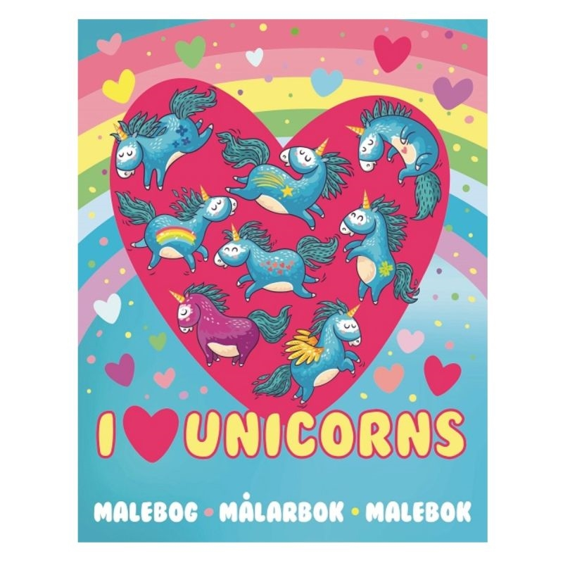 Malebog - I love unicorns