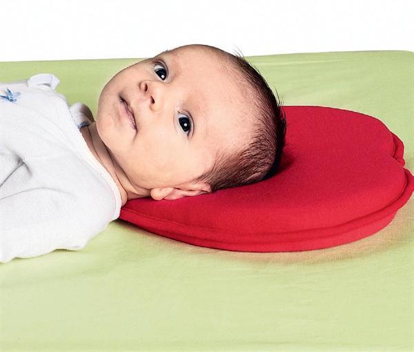 Babymoov Ergonomisk Babypude/Hjertepude - Bomuld - Natur