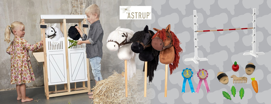 By ASTRUP Hobby Horses